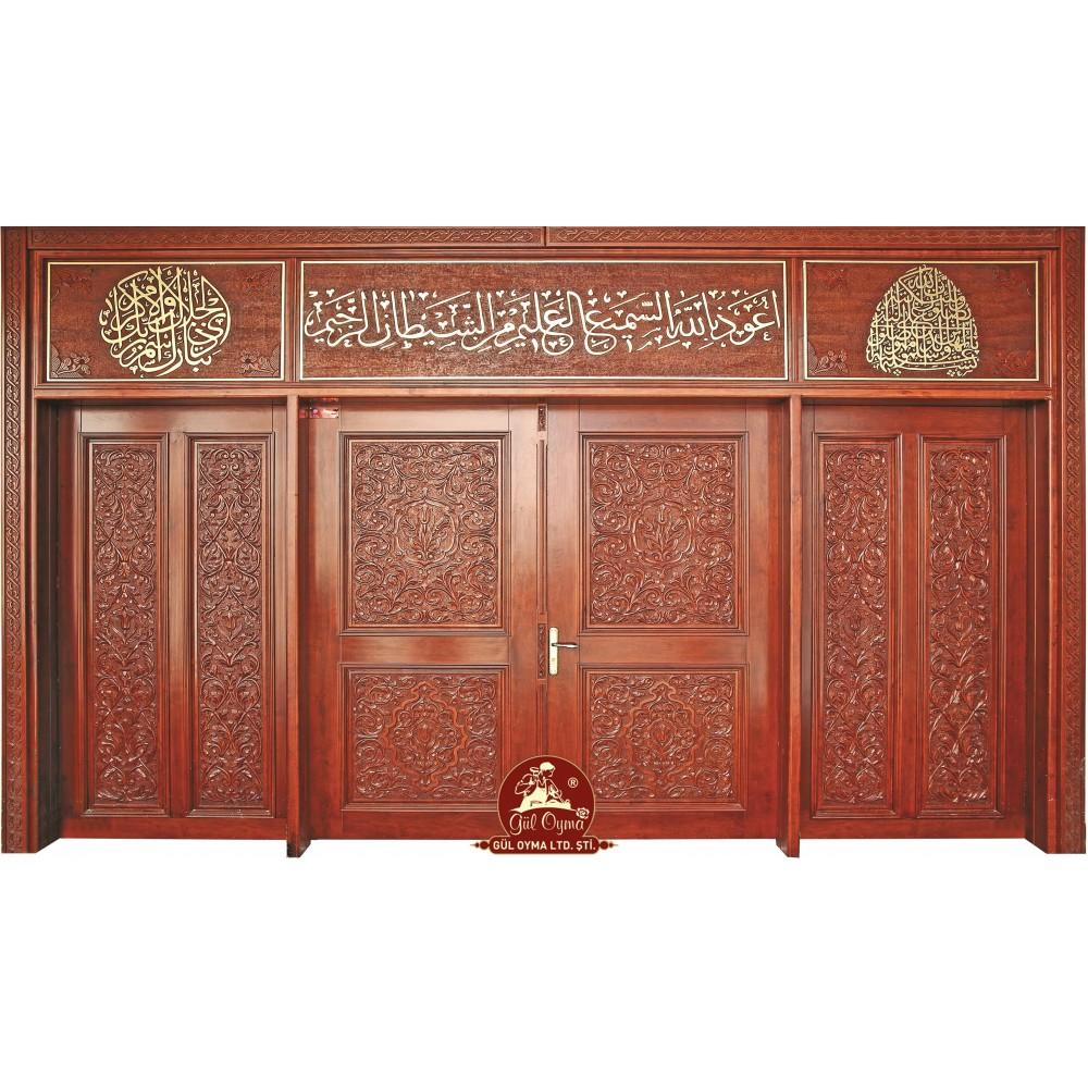 Mosque Door-115
