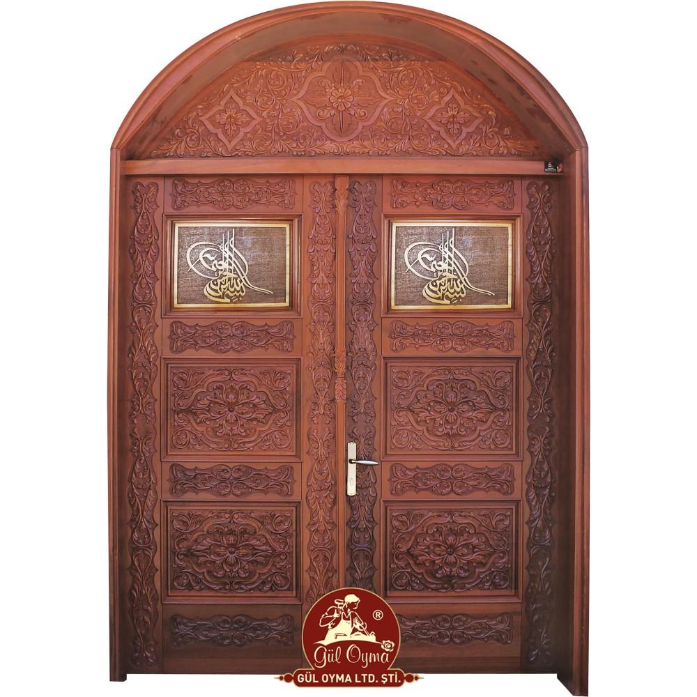 Mosque Door-124