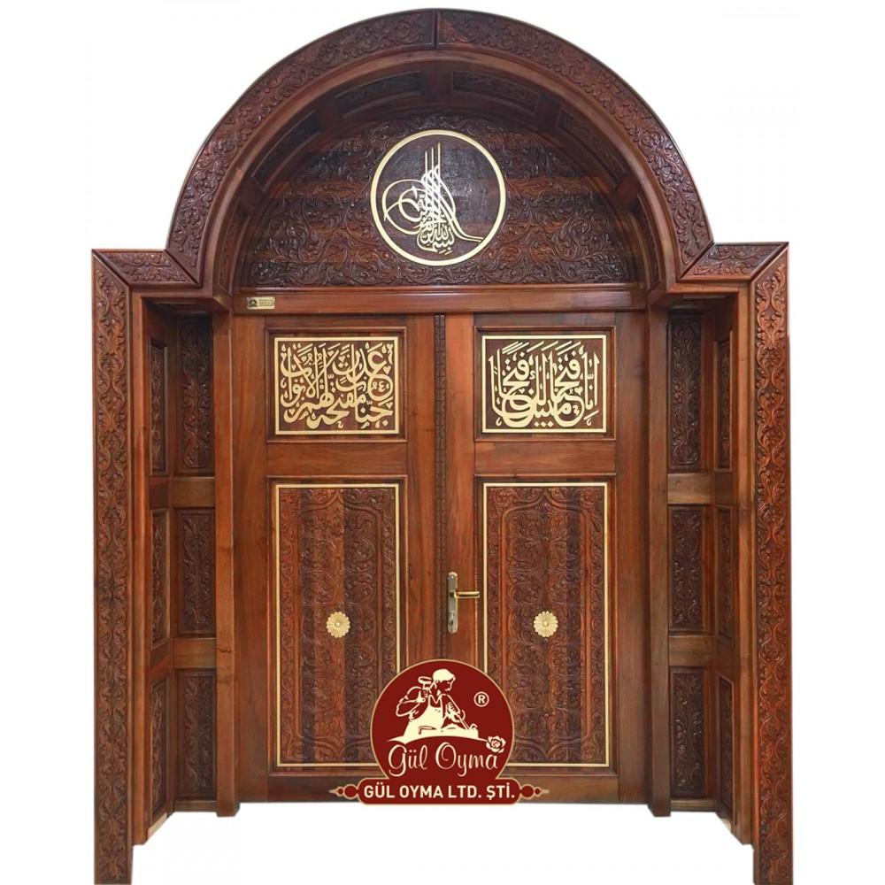 Mosque Door-120