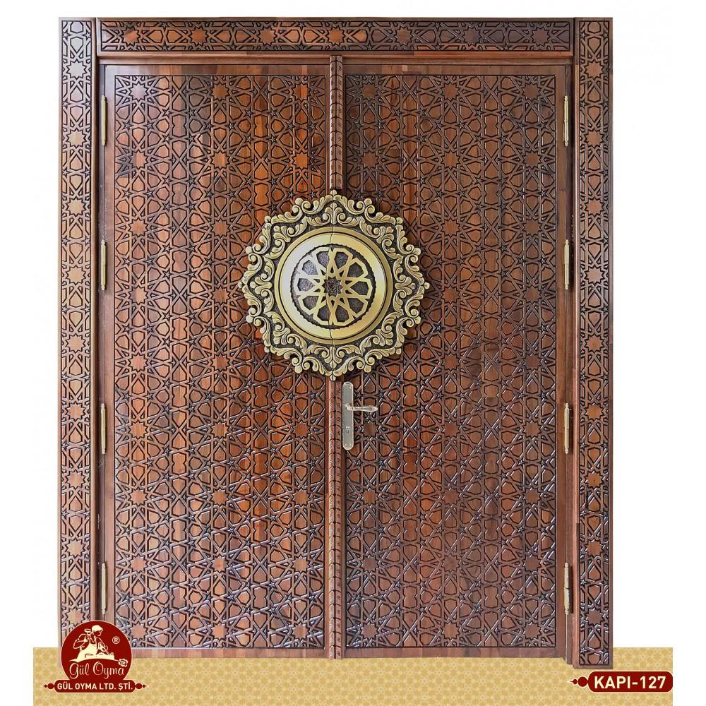 Mosque Door-127