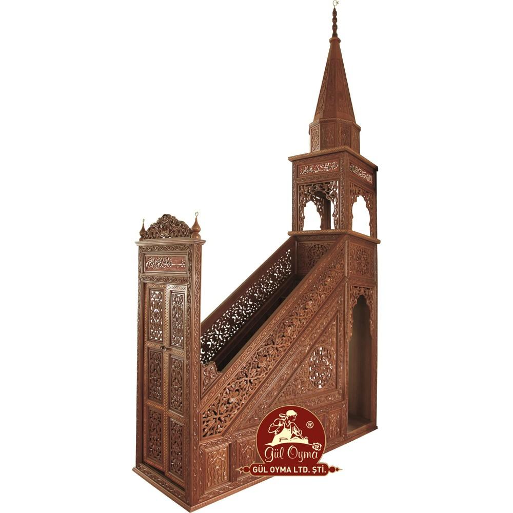 Mosque Minber-106