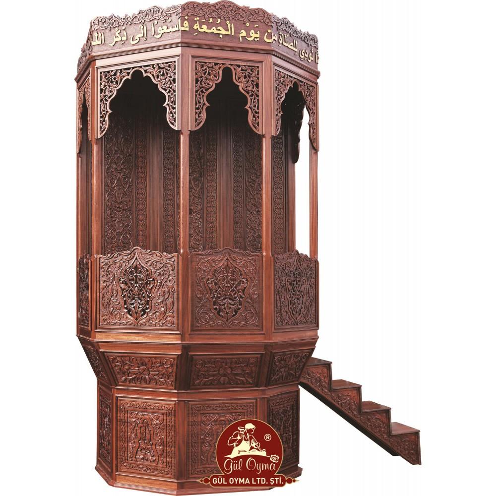 Mosque Minber-107