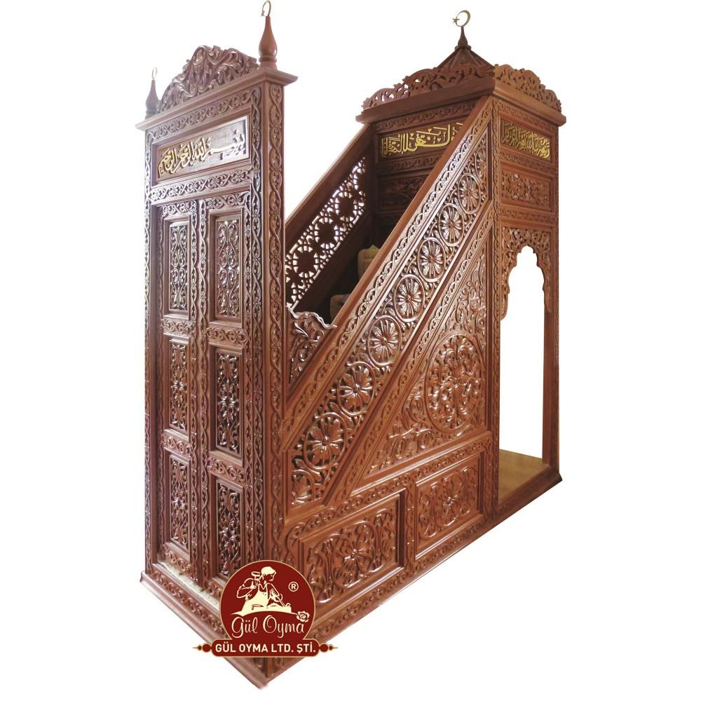 Mosque Minber-108